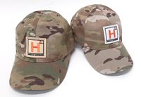 Hodge Defense Multicam Patch Hat