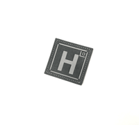 Hodge Defense-Spartan Village Laser Cut Logo Patch