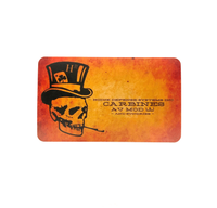 Hodge Defense Top Hat Sticker