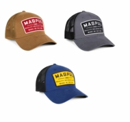 innovative design 44fa6 90eb3 ... Go Bang Mid Crown Snapback Hat Starting from a clean sheet of paper, a  new range of hats Designed, Engineered and Patterned by Magpul.