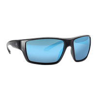 Magpul Terrain - Black Frame - Polarized Bronze Lens - Blue Mirror - Ballistic Rated