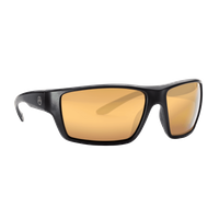 Magpul Terrain - Black Frame - Polarized Bronze Lens -  Gold Mirror - Ballistic Rated