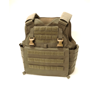 Mayflower Low-Profile Assault Armor Carrier with Mesh Padding