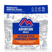 Mountain House Mexican Style Adobo Rice and Chicken