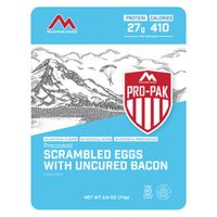 Mountain House Scrambled Eggs with Bacon Pro-Pak New