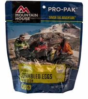 Mountain House Scrambled Eggs with Bacon - Pro-Pak