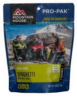 Mountain House Spaghetti with Meat Sauce - Pro-Pak