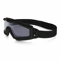 Oakley SI Ballistic HALO Black - Grey Lens