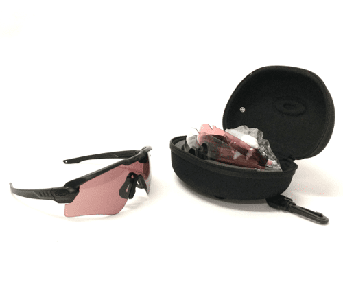 Oakley Si Ballistic M Frame Alpha Matte Black With Clear