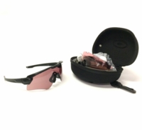 Oakley SI Ballistic M Frame Alpha Matte Black with Clear - TR22 - TR45 Lenses