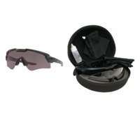 Oakley SI Ballistic M Frame Alpha Matte Black - Prizm Grey and Clear Lens