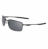 Oakley Square Wires Carbon - Grey Polarized Lens
