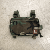 OPT-Hill People Gear M81 Woodland Runners Kit Bag