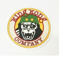 OPT King Kong Company Sticker