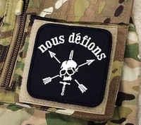 OPT Nous Defions Patch