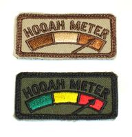 Clearance Patches, Morale