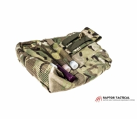 Raptor Tactical Dump Pouch with ChemLight holder - Short Model