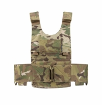 Spiritus Systems LV119 Plate Carrier and Parts