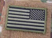 OPT US Flag Patch