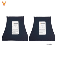 Velocity Systems MBAV-cut Level IIIA Soft Armor - Pair (R)