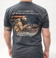 Velocity Systems Warrior Fight Men's Tee