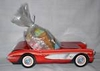1958 Chevy Corvette Convertible Retro Candy Gift Box
