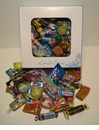 50's Candy Variety Decade Christmas Gift Box