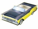 57 Ford Fairlane Skyliner  Retro Candy  Gift