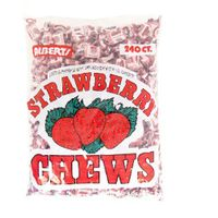 Alberts Strawberry Fruit Chews