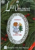 Angel Lace Ornament - Counted Cross Stitch Kit