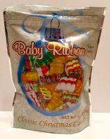 Baby Ribbon  Christmas Candy