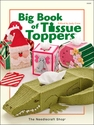Big Book Of Tissue Toppers Plastic Canvas