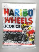 Black Licorice Wheels