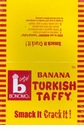 Bonomo Banana Turkish Taffy