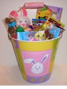 Bunny Easter Basket For Children