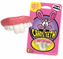 Bunny Teeth Easter Basket Candy