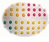 Candy Buttons On Paper Strip