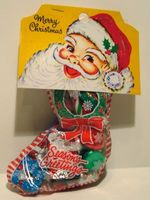 Candy Filled Christmas Stockings For Kids