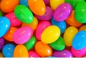 Candy Filled Easter Eggs