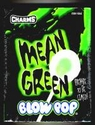 Charms Mean Green Blow Pop