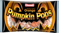 Charms Pumpkin Pops
