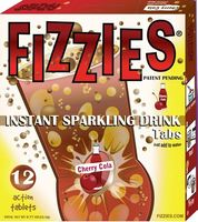 Cherry Cola Fizzies