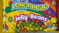Chewy Lemonheads and Friends Jelly Beans