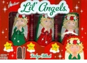 Chocolate Angels Christmas Candy