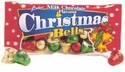 Chocolate Christmas Bells