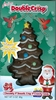 Chocolate Christmas Candy Tree