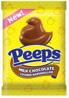 Chocolate Covered Marshmallow Easter Peeps