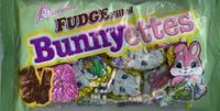 Chocolate Fudge Filled Bunnies