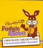 Chocolate Fudgie Rabbits - Discontinued