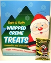 Chocolate House Whipped Creme Santa's - Discontinued